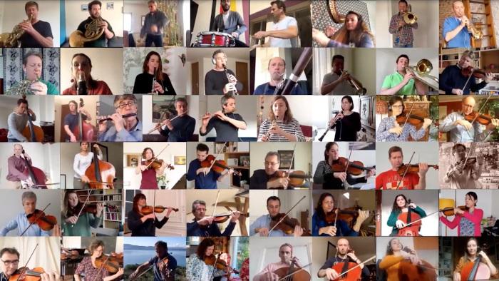 Confinement : Quand la musique rassemble