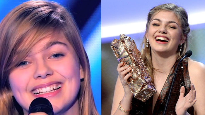 Louane, de The Voice aux Césars