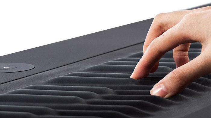 Connaissez-vous le clavier ROLI Seabord GRAND ?