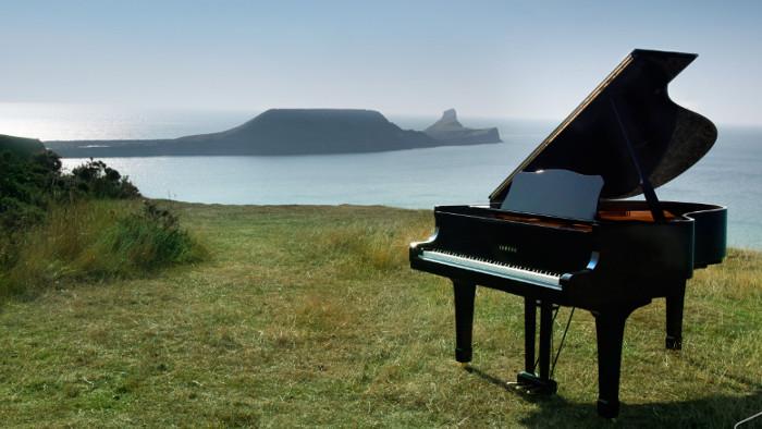 Un piano en kit