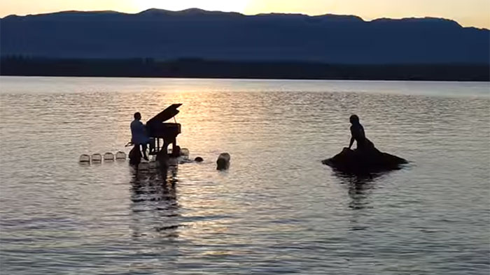 Le PianO du lac poursuit sa route