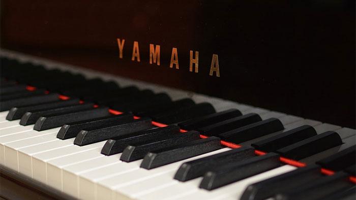 Yamaha innove avec son piano connecté