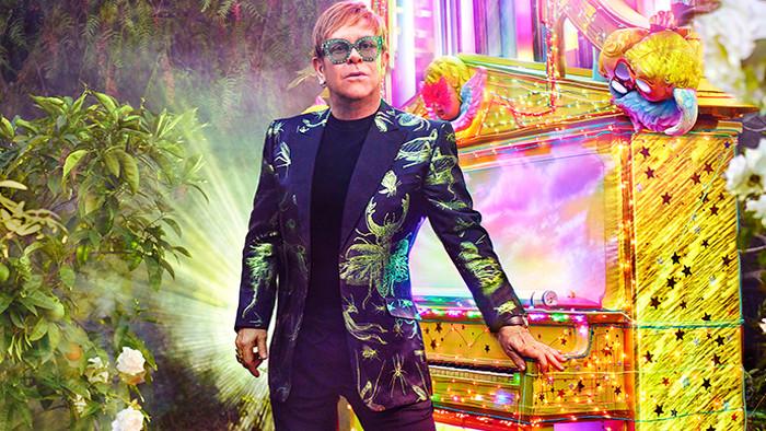 Clap de fin pour Elton John