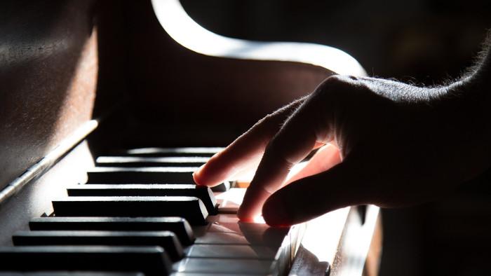 Top 5 des titres les plus joués au piano