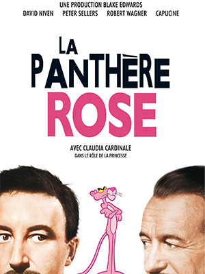 Partitions musique du film la panth re rose noviscore - Rosier panthere rose ...