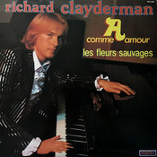 Partition A comme Amour Richard Clayderman