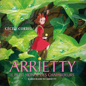 Partition Arrietty's song Cécile Corbel