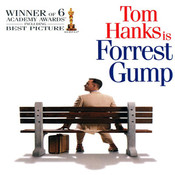 Partition Forrest Gump (Feather theme) Alan Silvestri