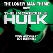 Partition The Lonely Man Thème Joe Harnell
