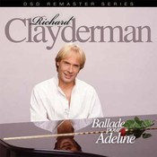 Partition Ballade pour Adeline Richard Clayderman