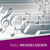 Partition Doux souvenir (Romances sans paroles) Felix Mendelssohn