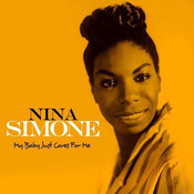 Partition My baby just cares for me Nina Simone