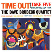 Partition Take Five Dave Brubeck