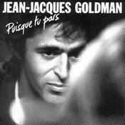 Partition Puisque tu pars Jean-Jacques Goldman