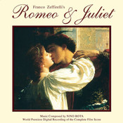 Partition Romeo and Juliet (Love theme) Nino Rota