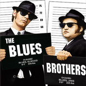 Partition Sweet Home Chicago The Blues Brothers