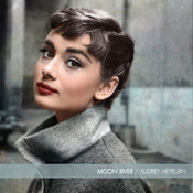 Partition Moon River Audrey Hepburn