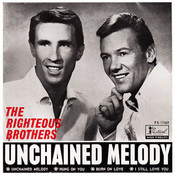 Partition Unchained Melody The Righteous Brothers
