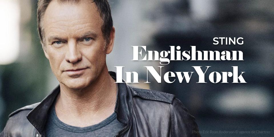 Sting EnglishmanInNewYork